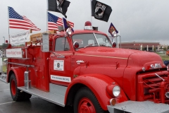 Parade Fire Truck
